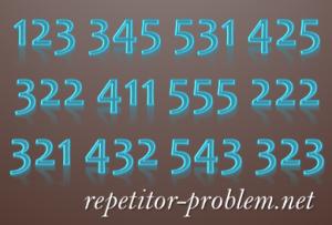 Решение задач по комбинаторике с повторениями