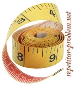 История возникновения меры длины.